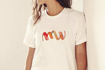 MU logo  grafika  print