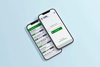 NORDIA mobilná aplikácia