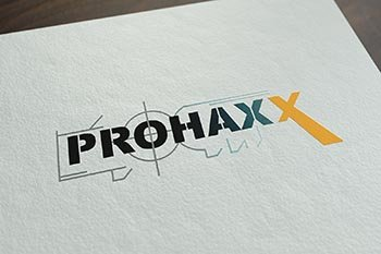 PROHAXX korporátna identita